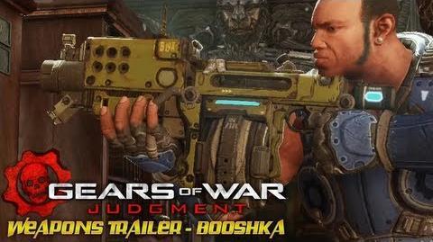 Gears of War Judgment - Weapons Trailer - Booshka