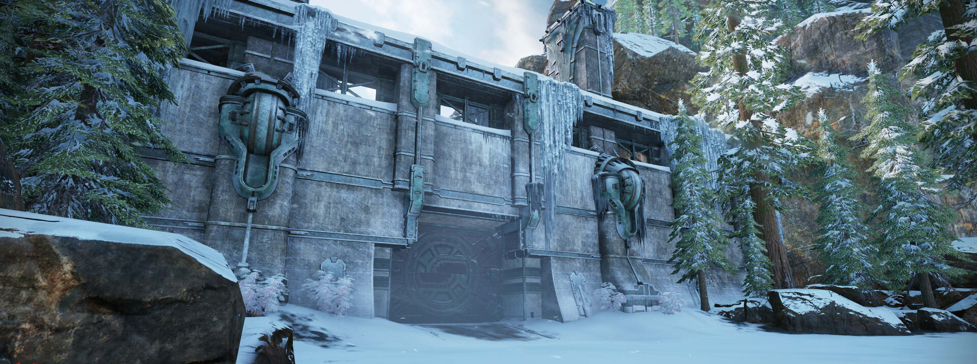 Gears 5 Old COG Wall.png