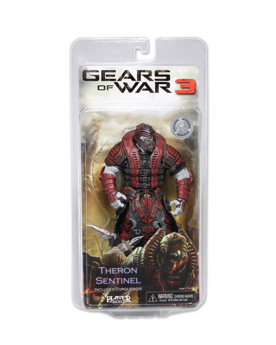 Theron Sentinel Version 2 Toys R Us Exclusive