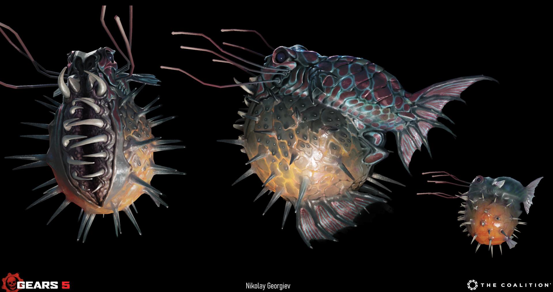 Serano Blowfish