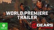 Gears Tactics World Premiere Trailer