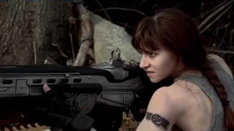 Gears of War Mercy's End (Live Action Short)