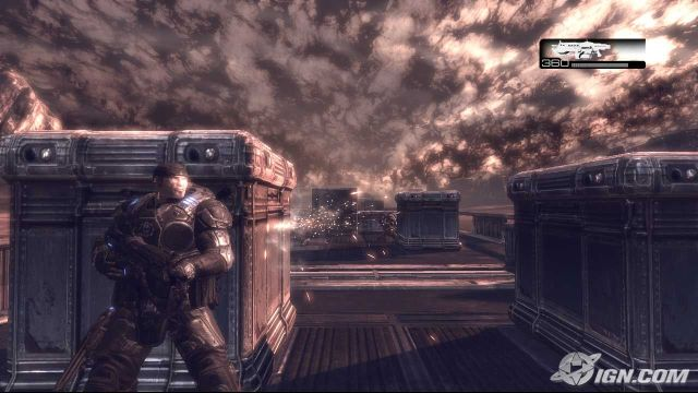 List of Glitches in Gears of War series