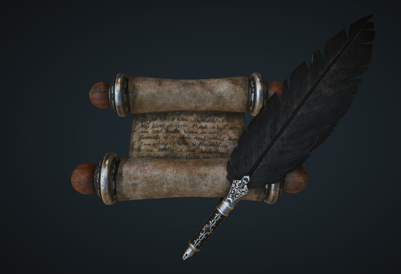 Gears 5 Octus Canon Prop collectible.png