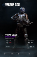 V-Day Gear Female