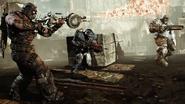 Duelo por Equipos Gears of War 3