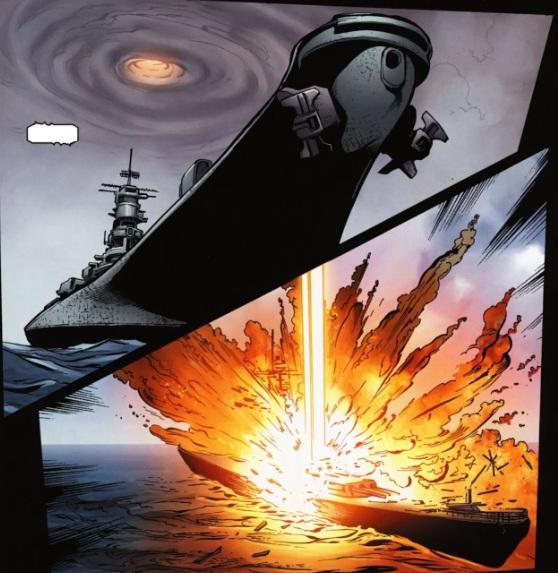 UIR Battleship