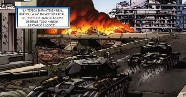 COG Tank