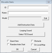 Movable Statis