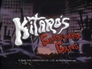 Kitaro's Graveyard Gang