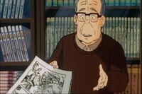 Mizuki 85 anime