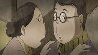 Mizuki & Nunoe Hakaba anime