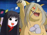 Kami-Kokeshi and Bakenoko.jpg
