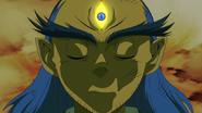Aobozu Using His Third Eye