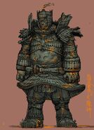 Daimajin Guardians Concept Art