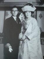 Mizuki wedding
