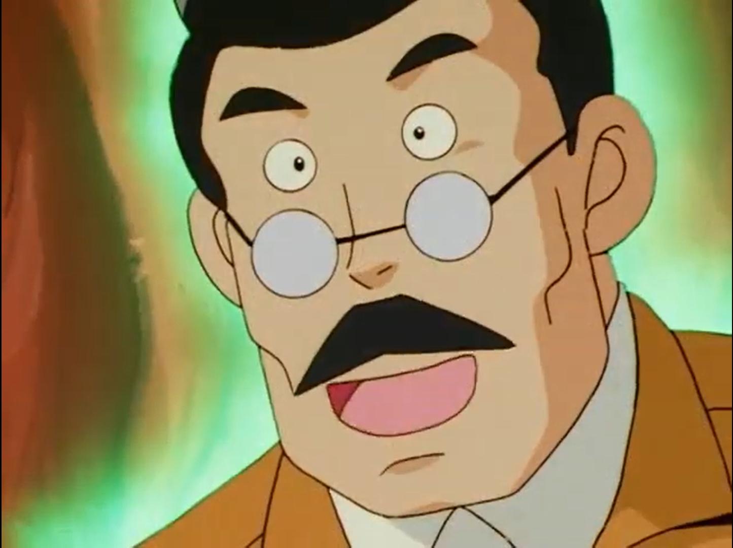 Shizuko's Father