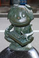 Soroban-Kozo statue