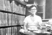 Shigeru Mizuki at age 40