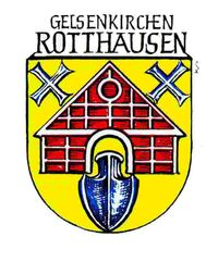 Wappen von Rotthausen