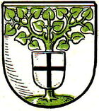 Stadtwappen von Buer in Westfalen