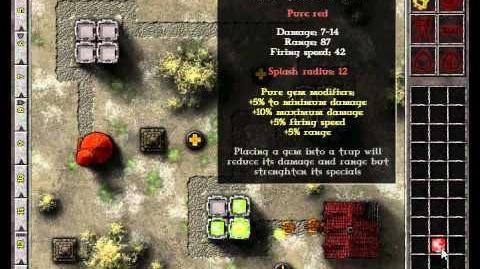Gemcraft Chapter Level 9 Video