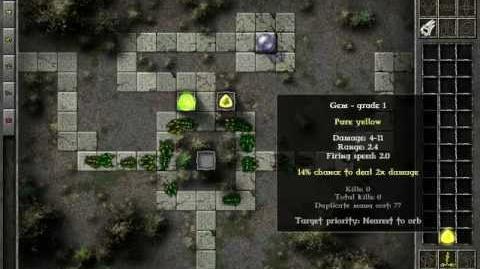 Gemcraft Labyrinth Premium Walkthrough Level G13