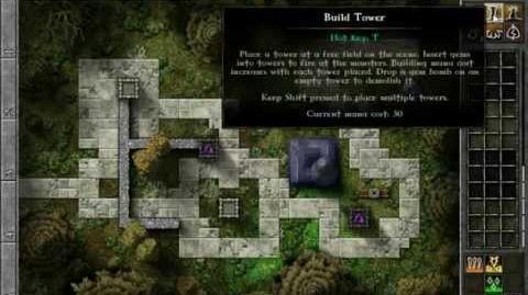 Gemcraft Chasing Shadows - Field F4 -