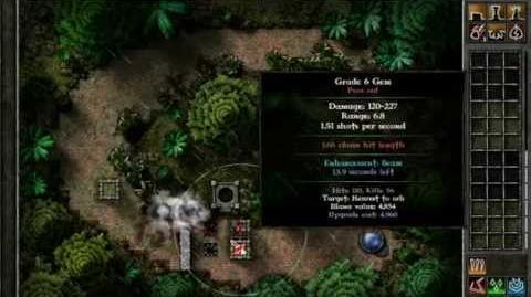 Gemcraft Chasing Shadows - Field F6-