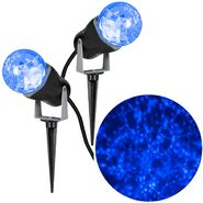 LightShow Kaleidoscope Spotlight - Icy Blue