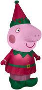 Airblown Inflatable Peppa Pig Elf