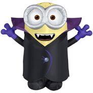 Gemmy 2016 inflatable-Gone batty minion