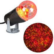 Indoor LightShow Spot Light - Kaleidoscope Red