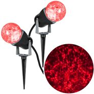 LightShow Kaleidoscope Spotlight - Red