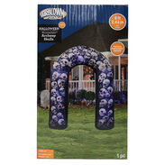Inflatable Skull Archway