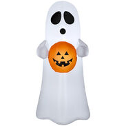 4 ft. Airblown Inflatable Spooky Ghost