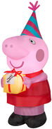 Airblown Inflatable Birthday Peppa Pig