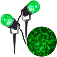 LightShow Kaleidoscope Spotlight - Green