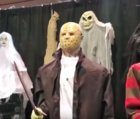Halloween Gemmy 2020 Lifesize Jason Voorhees (2020) | Gemmy Wiki | Fandom