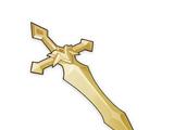 Prototipo de espada del Norte