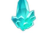 Pedazo de cristal