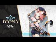 "New Character Demo - ""Diona- Wine Industry Slayer"" - Genshin Impact"