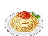Pasta a la boloñesa