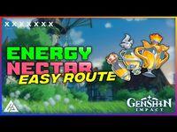ENERGY NECTAR - ALL LOCATION OF WHOPPERFLOWER - GENSHIN IMPACT - CG GAMES