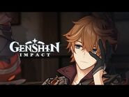 """Character Tales - """"Childe- Sigil of Permission"""" - Genshin Impact"""