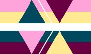Pluiette fluid flag 2