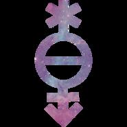 Pangender-Symbol