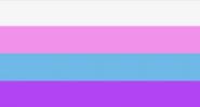 The Cis-genderless Flag
