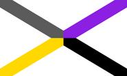 X-Gender flag