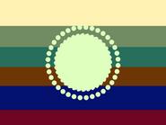Absorbxenic flag